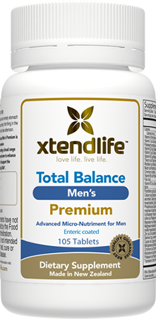 Total Balance Mens Premium for mens health