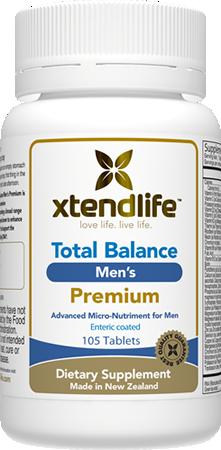 Total Balance Mens Premium for mens health