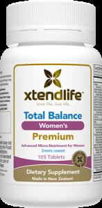 Total Balance Womens Premium Health Supplement