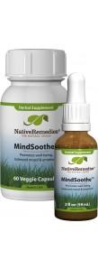 mindsoothe herbal remedy for childhood depression